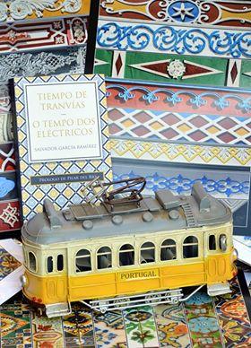 """Presentación del libro """"Tiempo de Tranvías"""""""