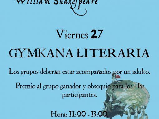 III Seman Cultural William Shakespeare – Gymkana Literaria